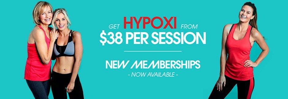 Hypoxi Newstead, Brisbane: Weight loss and Cellulite Reduction