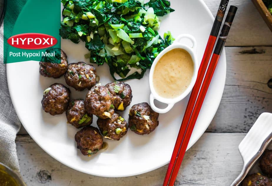 Beef Pistachio Meatballs