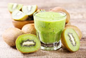 Kiwi Coconut Smoothie